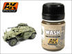 Africa Korps Wash (AK 066)  / 35ml