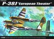 "P-38J ""European Theater"""