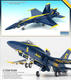 "F/A-18A Hornet ""Blue Angels 2009/2010"""