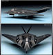 F-117A Stealth Fighter / Bomber