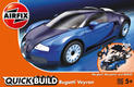 Bugatti Veyron (seria Quick Build)