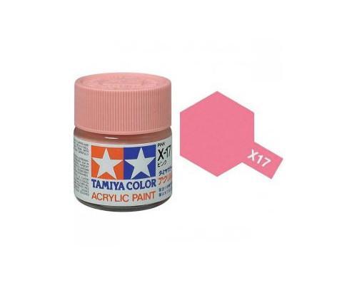Farba Akrylowa X 17 Pink 10ml Tamiya 81517 Sklep Modelarski