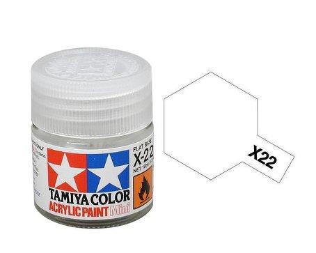Farba Akrylowa X 22 Clear Gloss 10ml Tamiya 81522 Sklep
