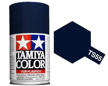 cenotok.pl - Spray TS-55 Dark Blue / 100ml Tamiya 85055