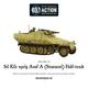 Bolt Action: Sd.Kfz 251/9 Ausf D (Stummel) half-track